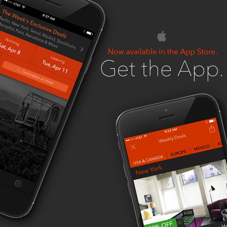 Download the Tablet Hotels iOS App - The premiere source for Luxury Boutique Hotels