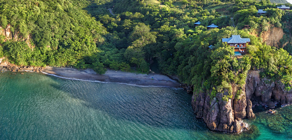 Secret Bay - Portsmouth Dominica boutique hotel