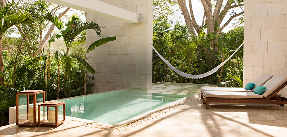 CHABLÉ RESORT & SPA - boutique hotel Yucatan Peninsula, Chocholá, Mexico