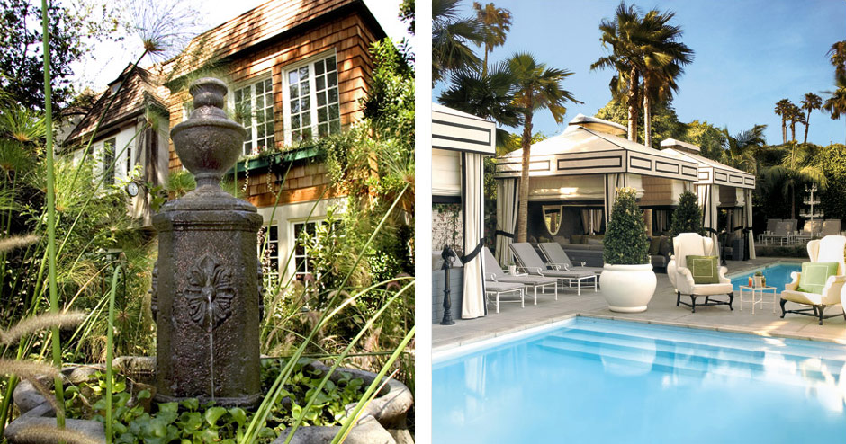 10 best boutique hotels in west hollywood los angeles for Top 10 boutique hotels in the world