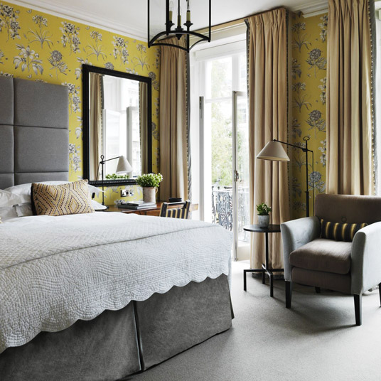 Number Six Luxury Boutique Hotel In Kensington London