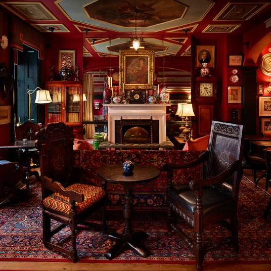 The Zetter Townhouse Marylebone Hotel Boutique In London