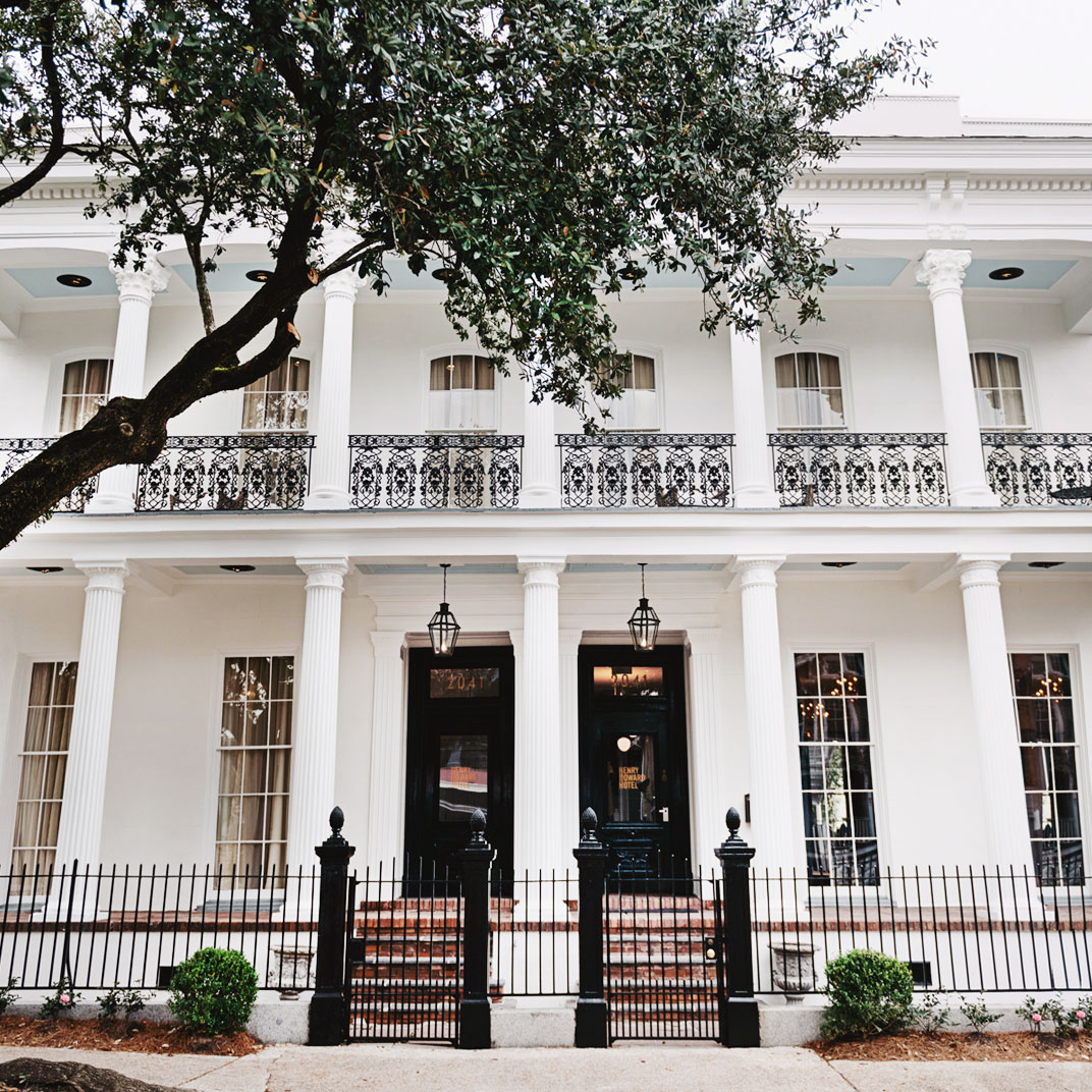 Best Boutique Hotels In New Orleans Tablet Hotels