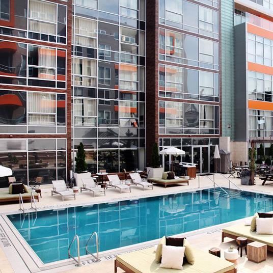Mccarren Hotel Pool A Williamsburg Brooklyn Boutique
