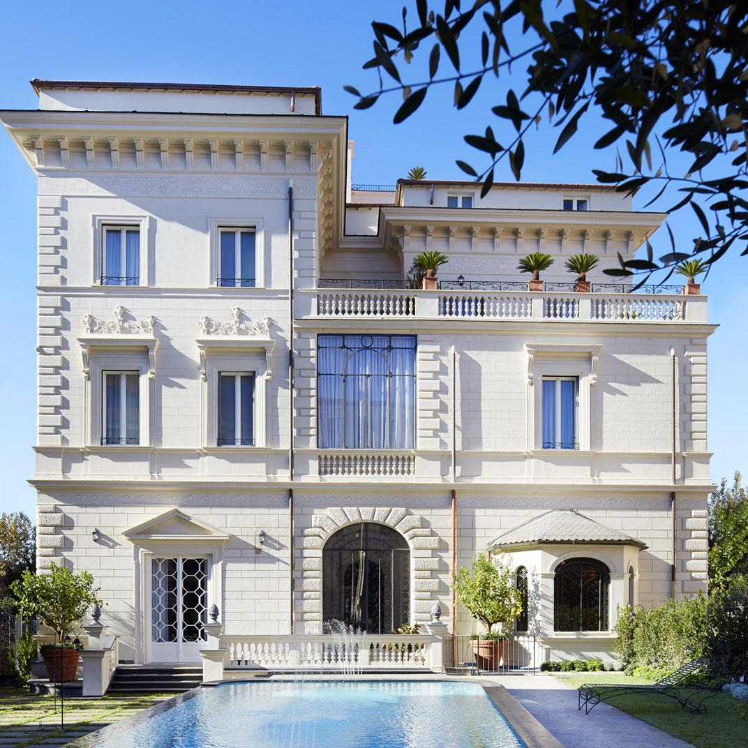 10 best 5 star hotels in rome tablet hotels for Rome hotel piscine