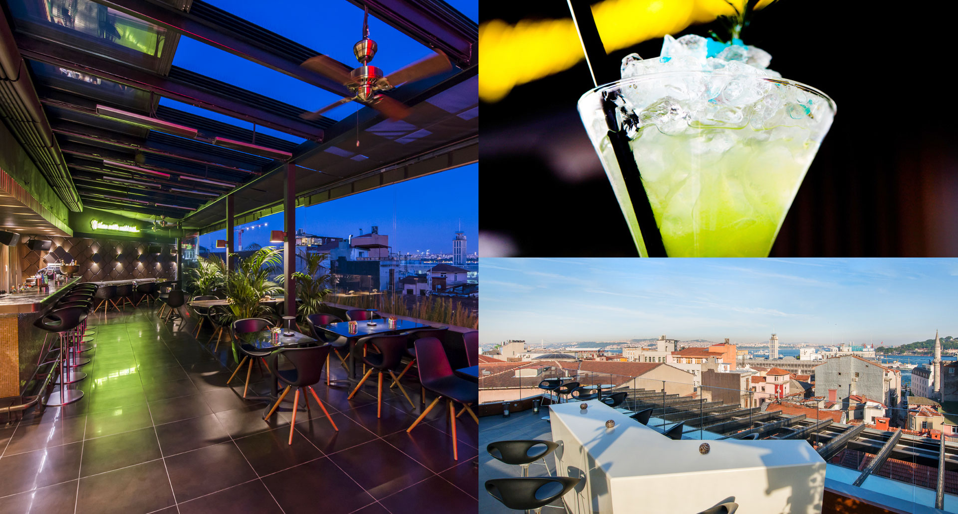 10 Karakoy, Istanbul - best nightlife boutique hotel in Istanbul, Turkey