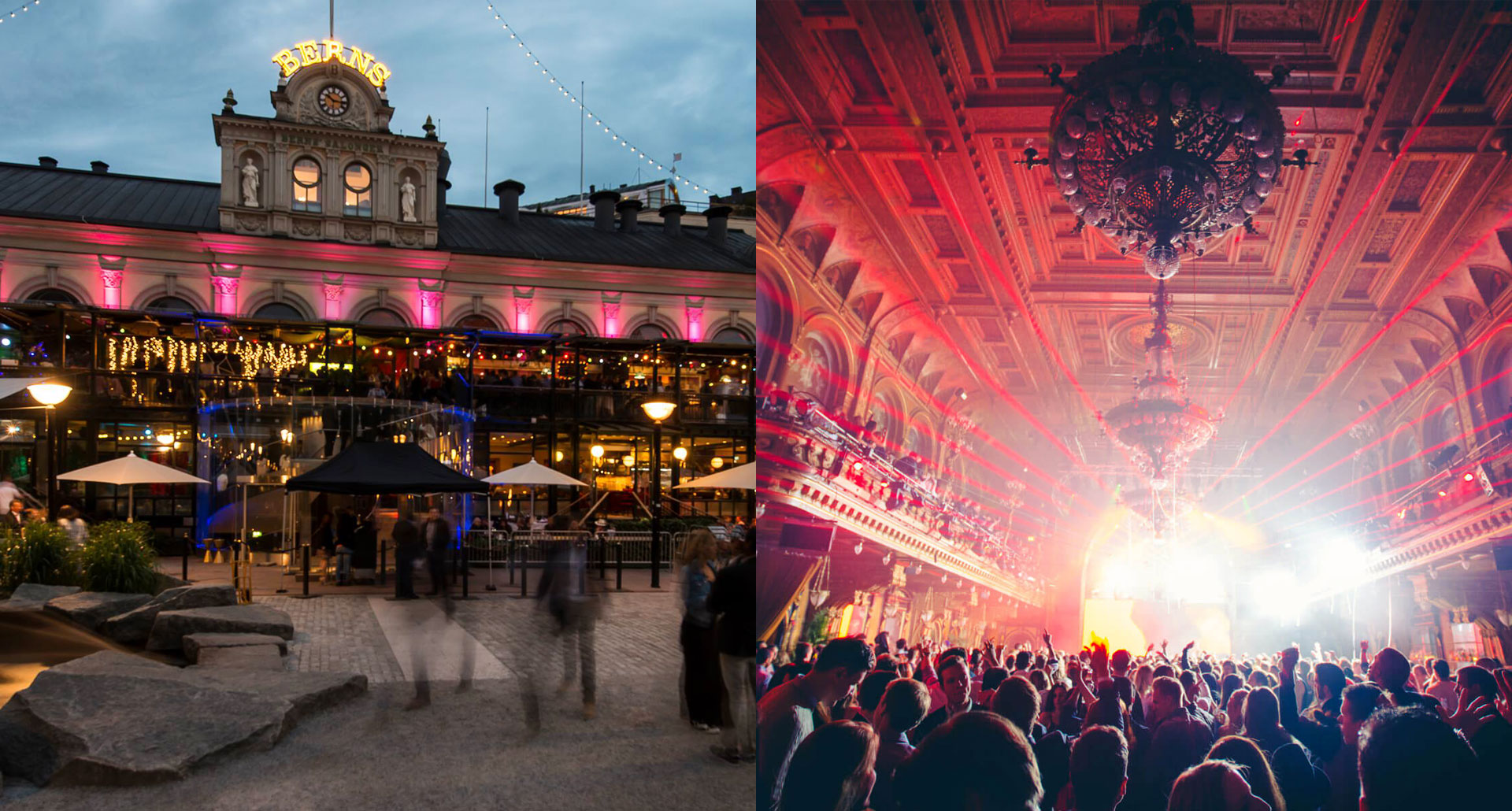 Berns Hotel, Stockholm - best nightlife boutique hotel in Stockholm, Sweden