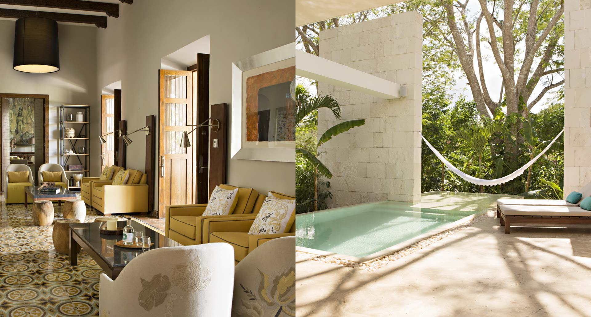 Chable Resort & Spa Chocholá, Mexico