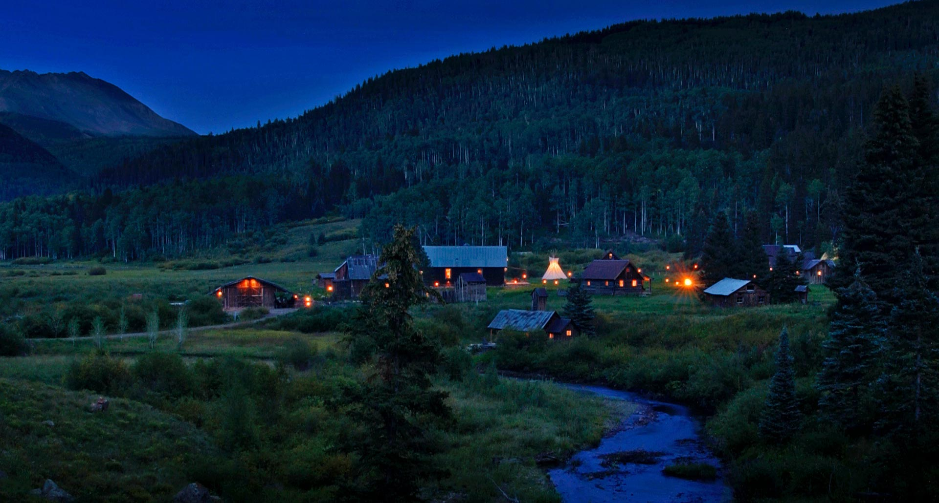 Dunton Hot Springs - boutique hotel & resort in Dolores, Colorado