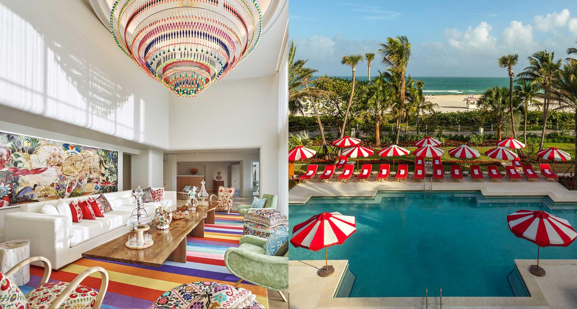 Faena Hotel Miami Beach - Miami boutique hotel