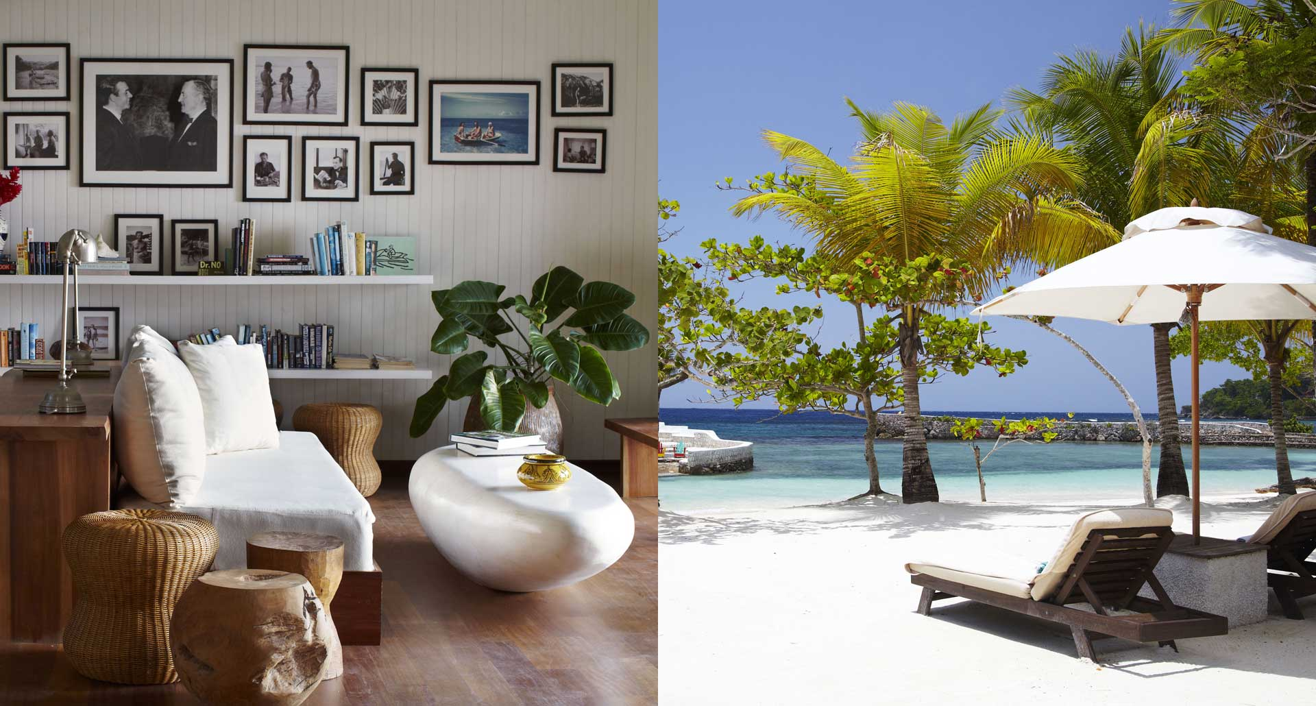 Goldeneye - boutique hotel resort in Jamaica