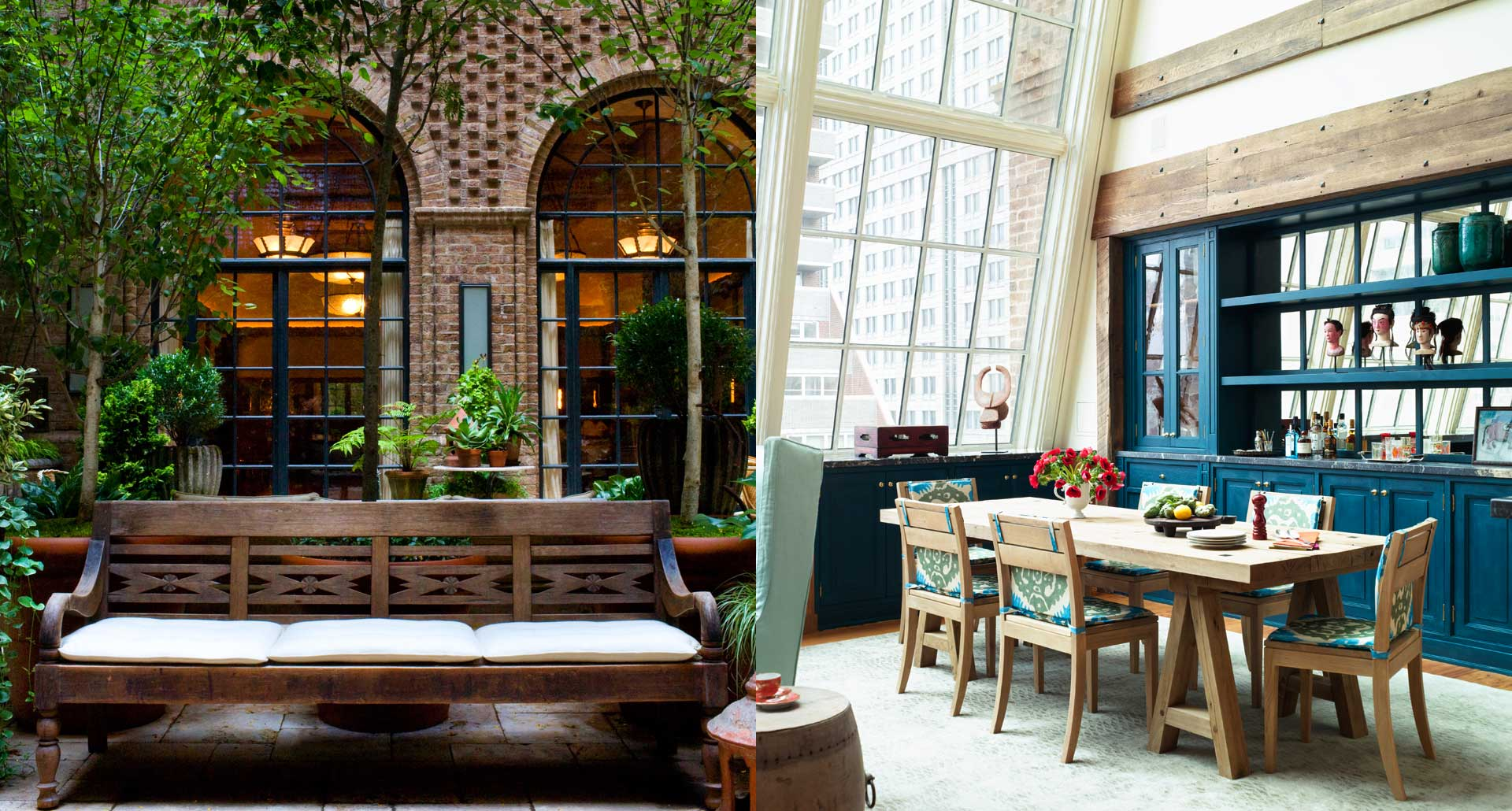 The Greenwich Hotel - boutique hotel in New York City