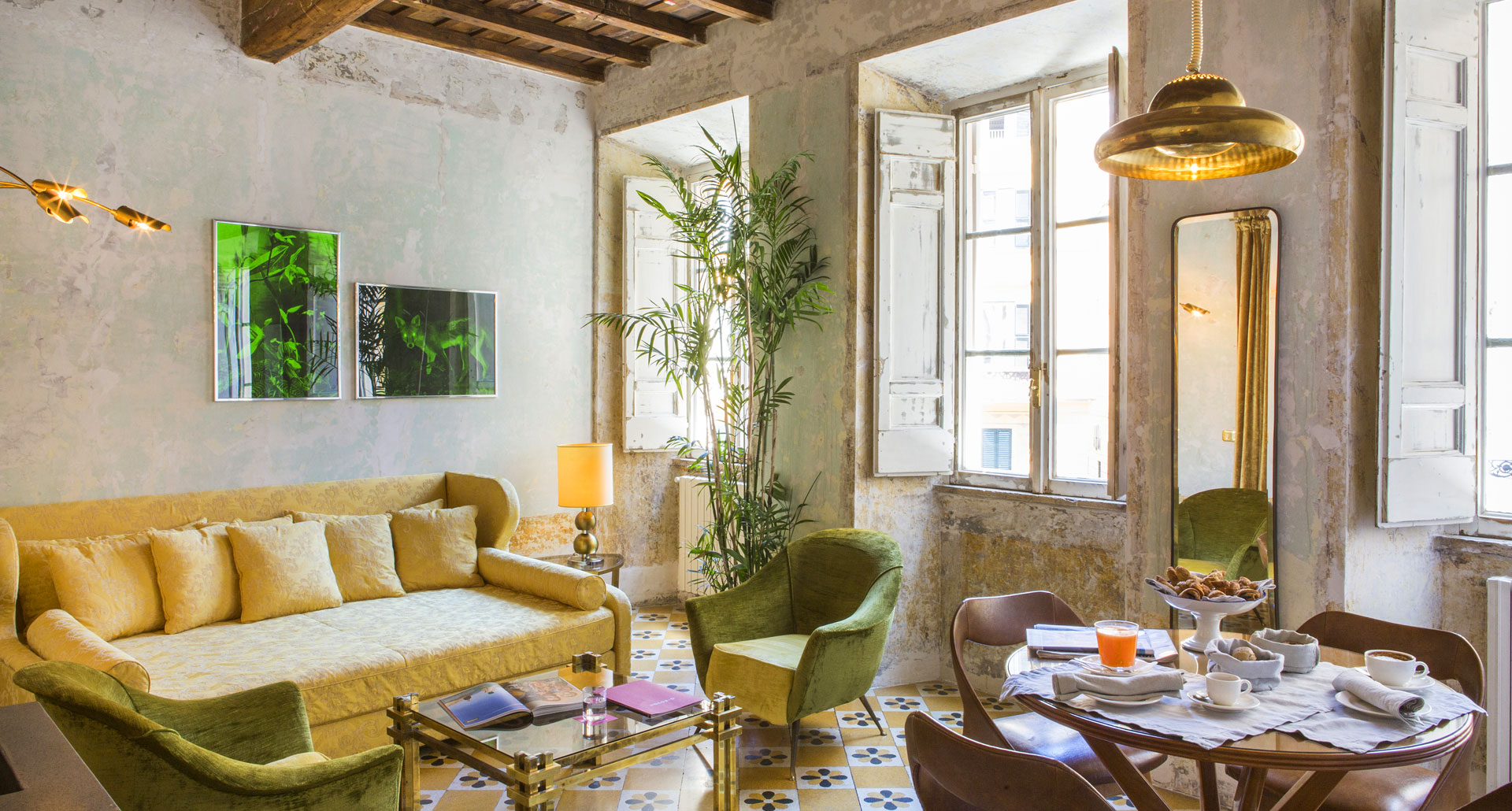 G-Rough boutique hotel in Rome, Italy