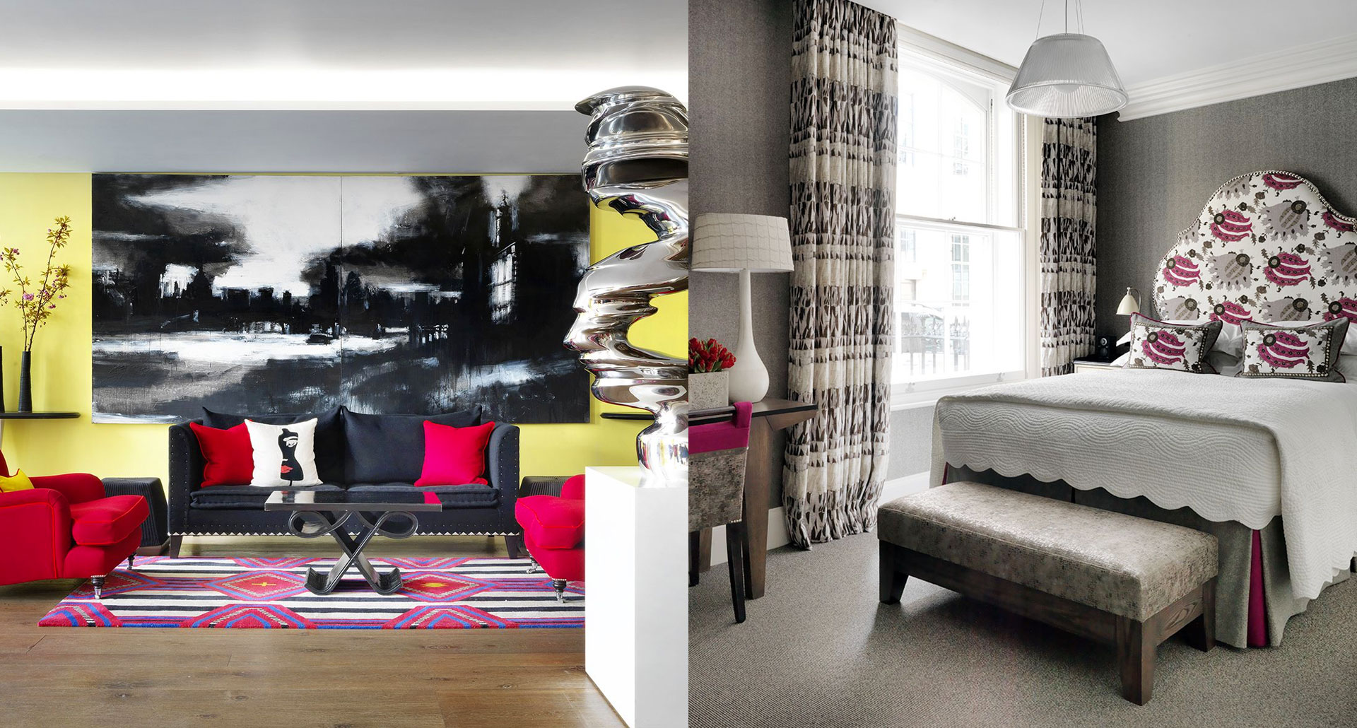 Haymarket Hotel boutique hotel in London, England