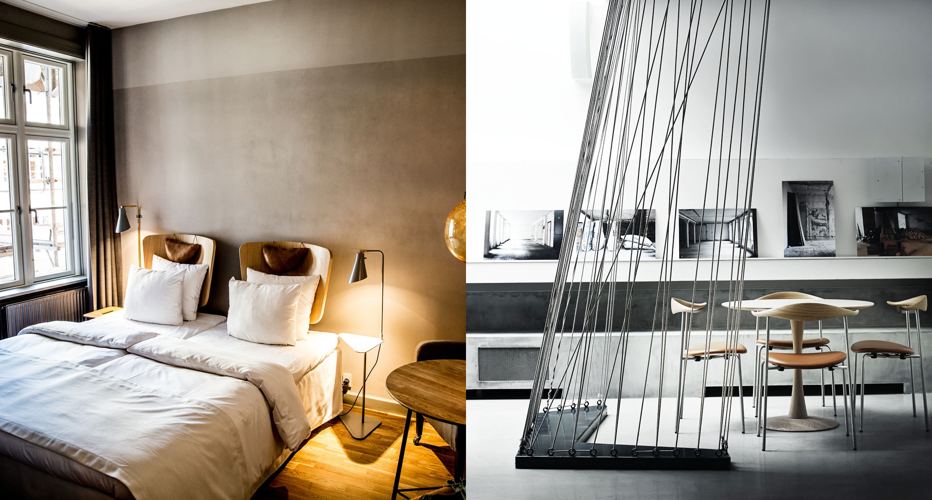 Hotel SP34 boutique hotel in Copenhagen, Denmark