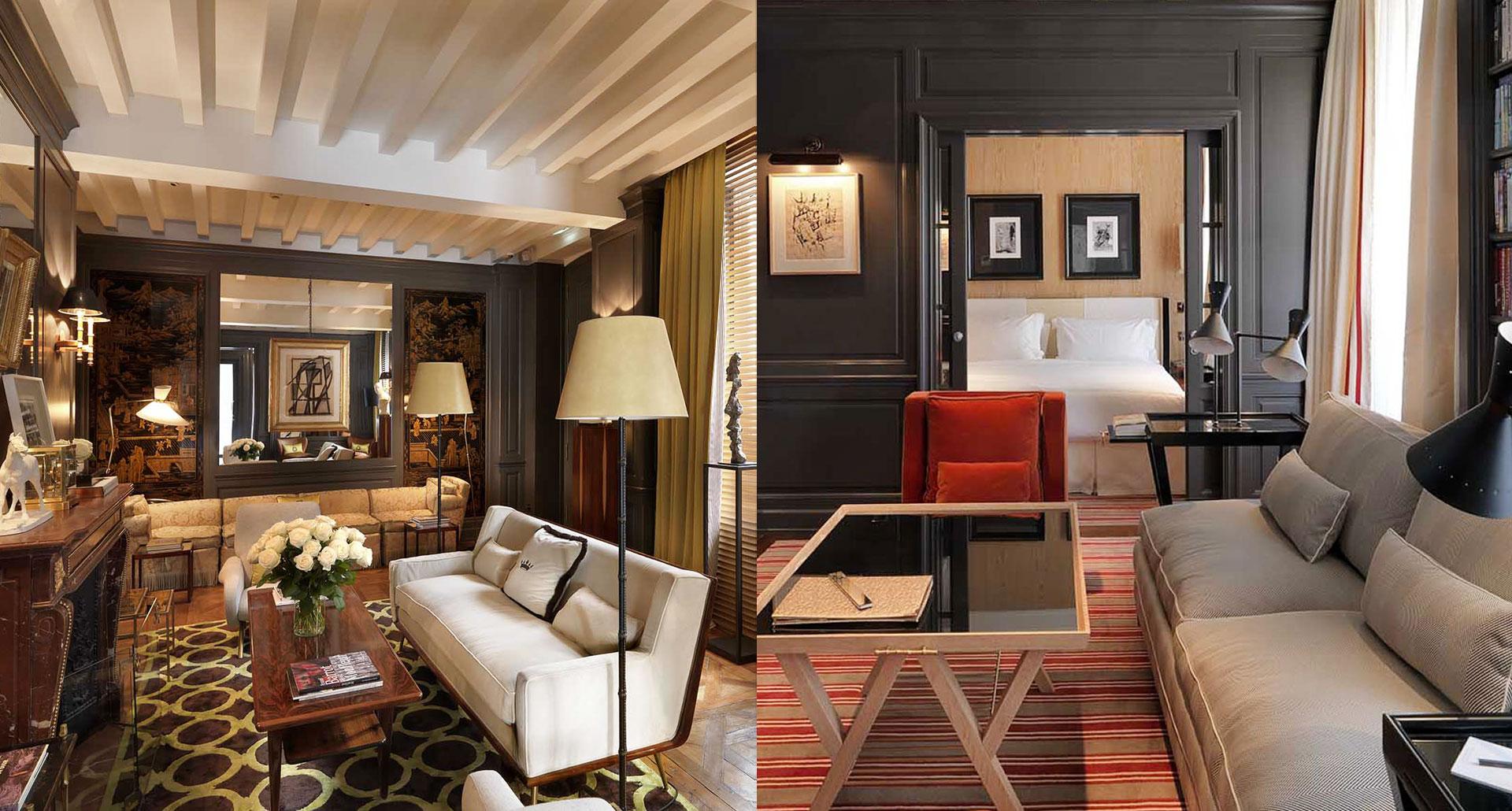 Marquis Faubourg Saint-Honore - romantic boutique hotel in Paris, France