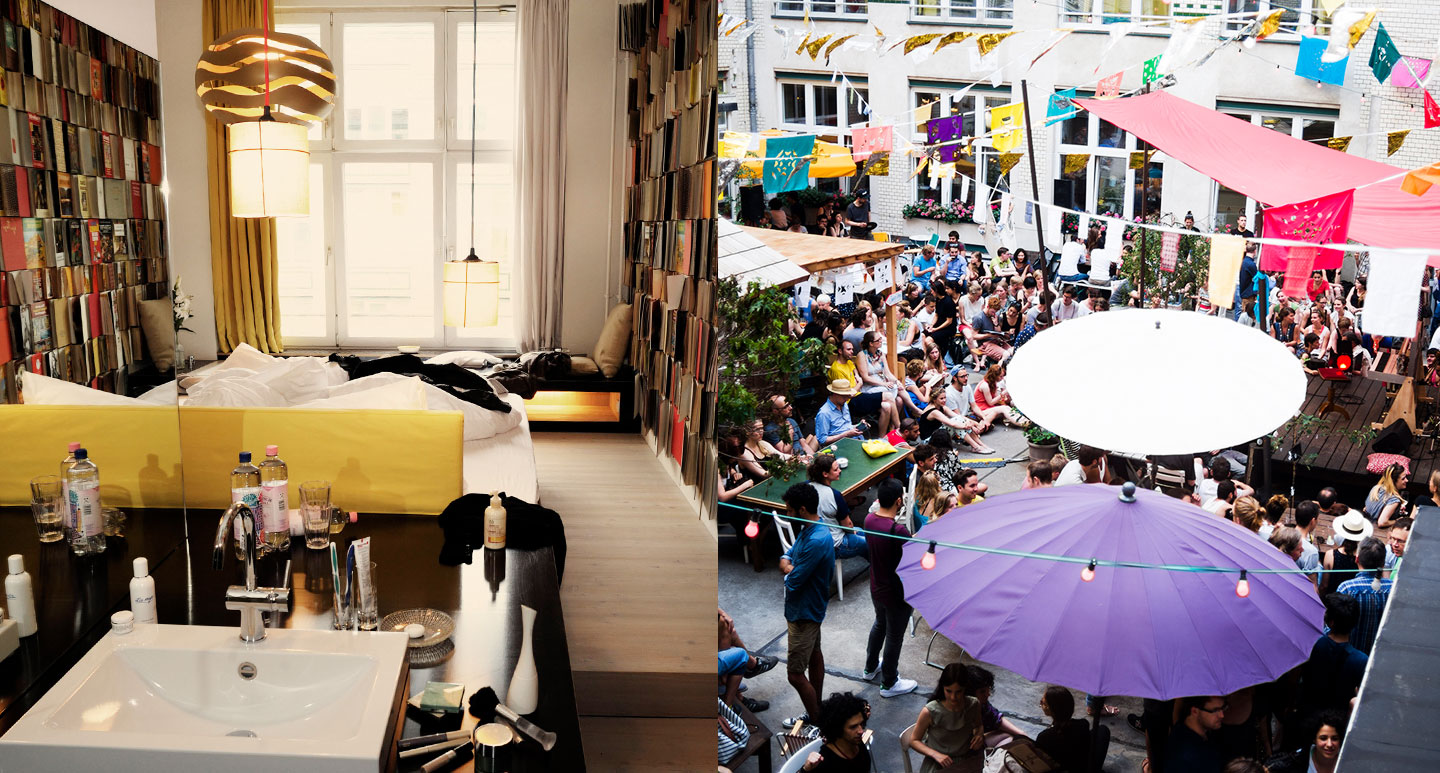 Boutique hotel awards best hotels for creatives europe for Best boutique hotels germany