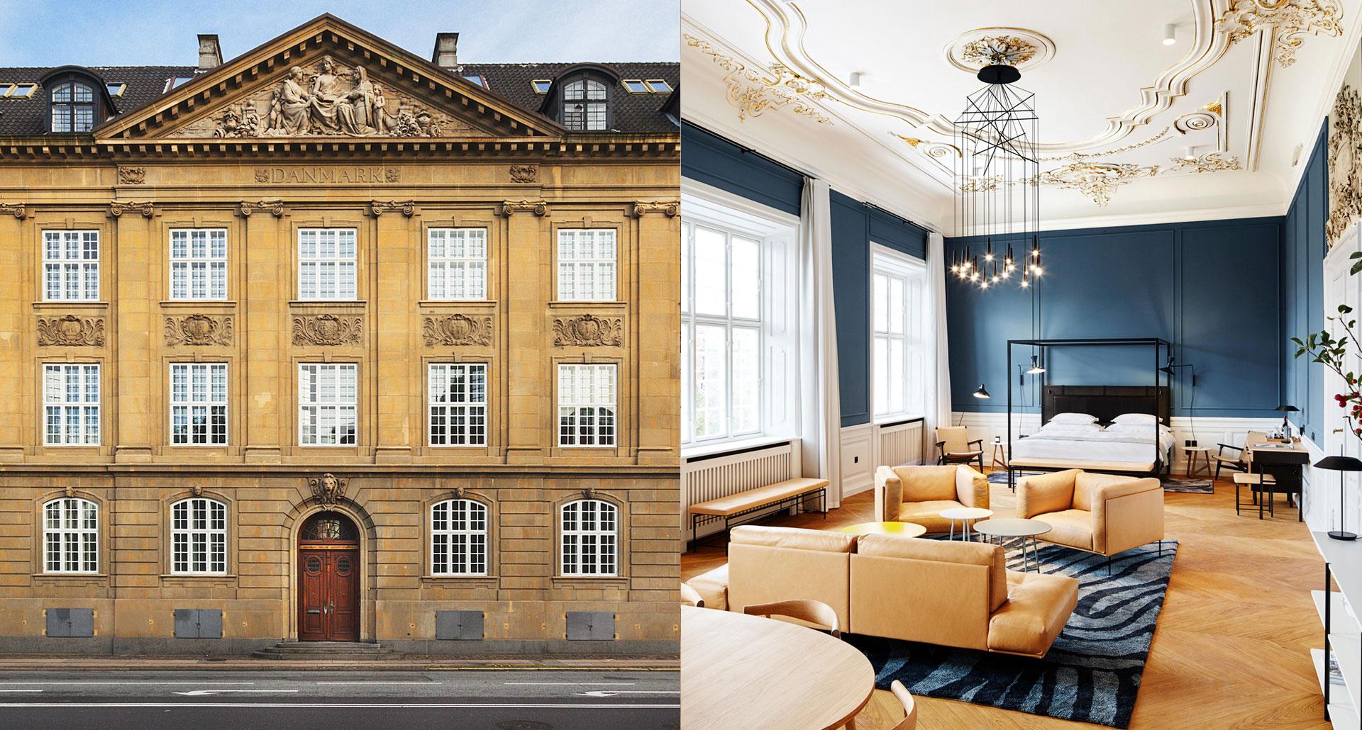 Nobis Hotel boutique hotel in Copenhagen, Denmark