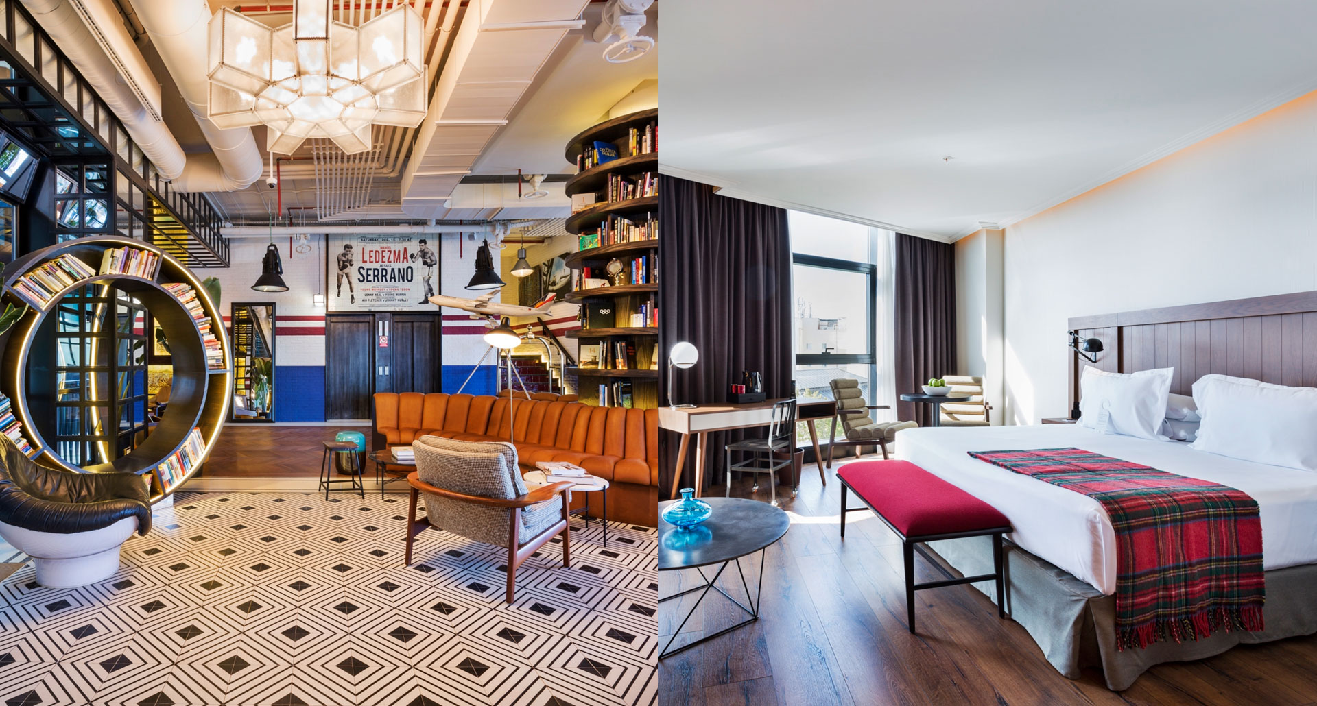 Boutique Hotel Awards Best Hotels For Creatives Europe