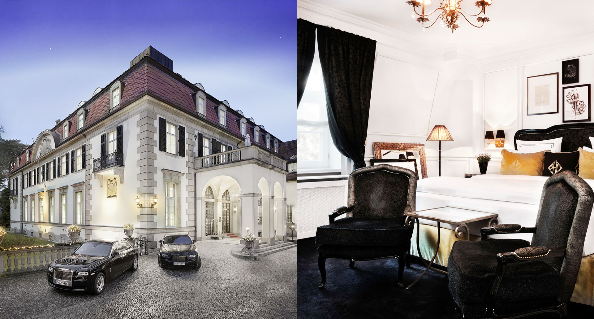 Patrick Hellmann Schlosshotel boutique hotel in Berlin, Germany