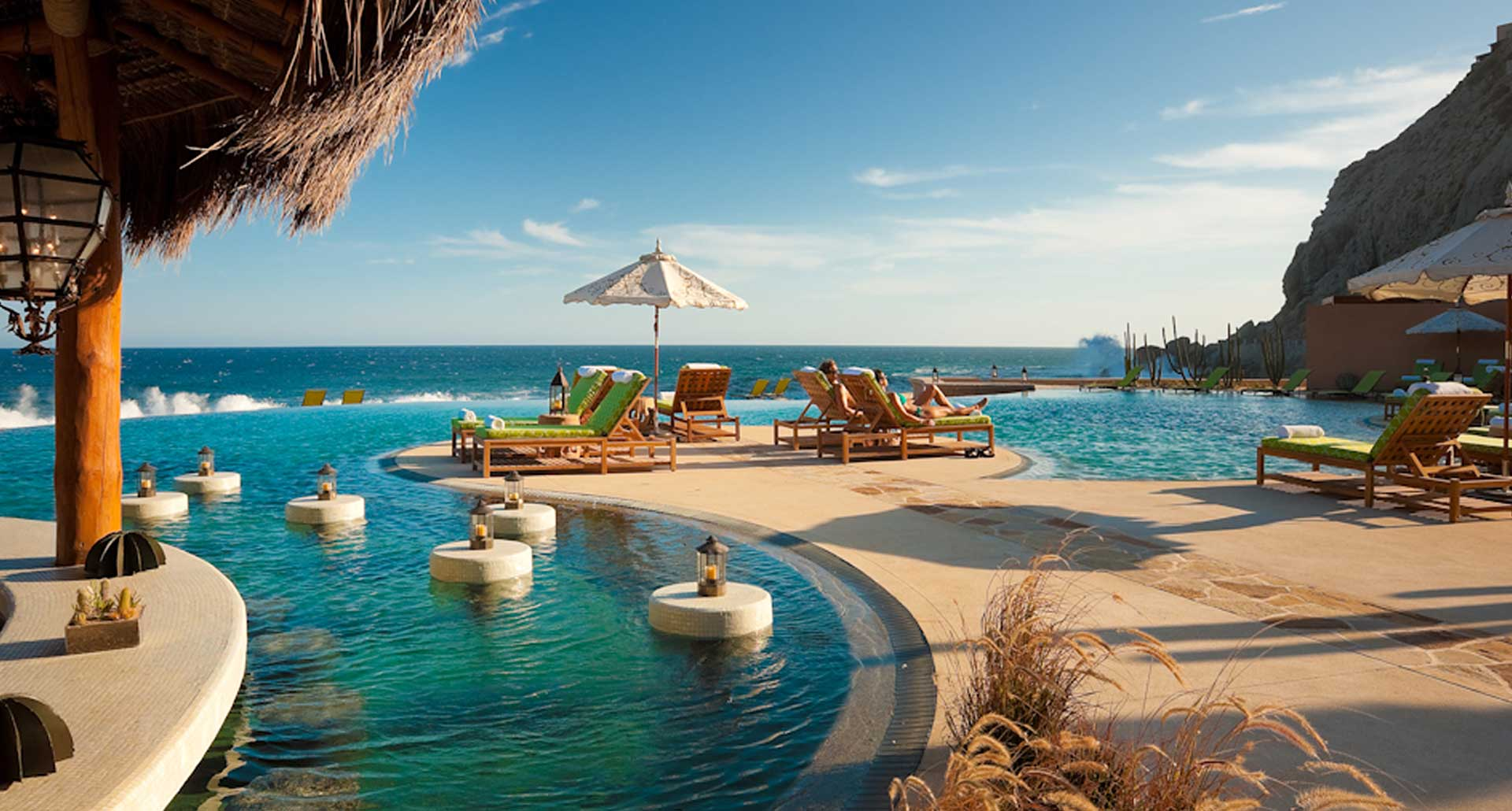 The Resort at Pedregal - best hotel pool in Baja, Mexico