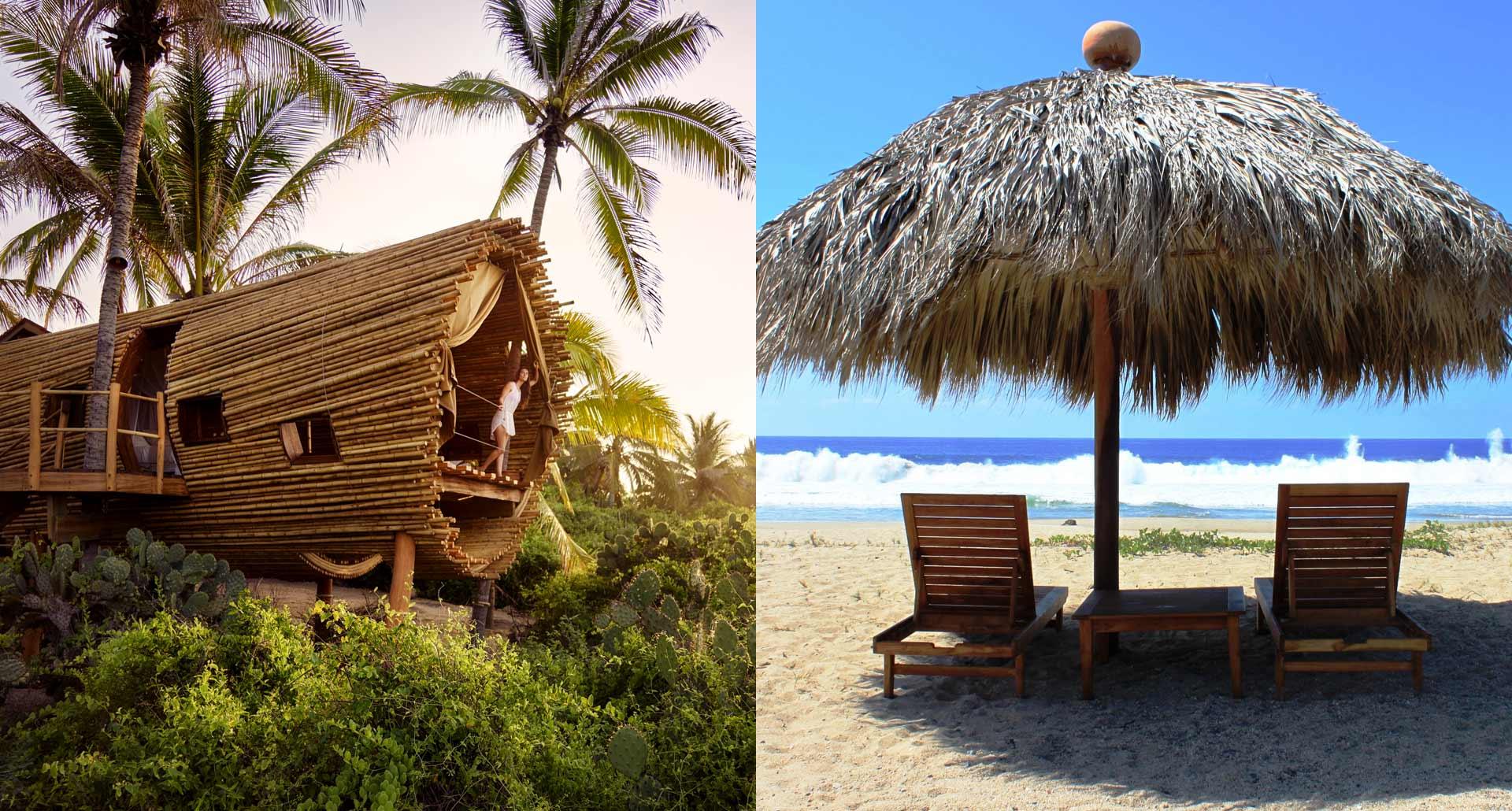 Playa Viva - romantic boutique hotel in Yucatán Mexico