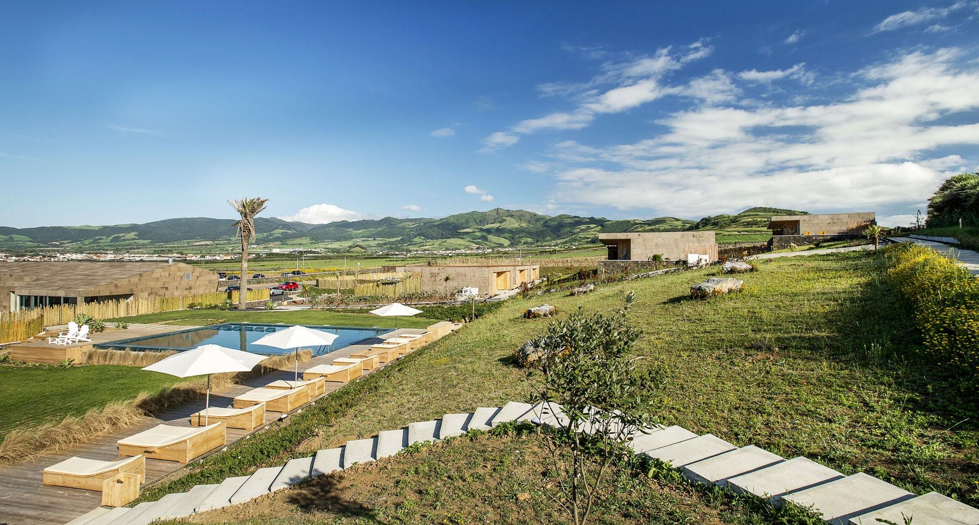 Santa Barbara Eco-Beach Resort - boutique hotel Ribeira Grande, Portugal