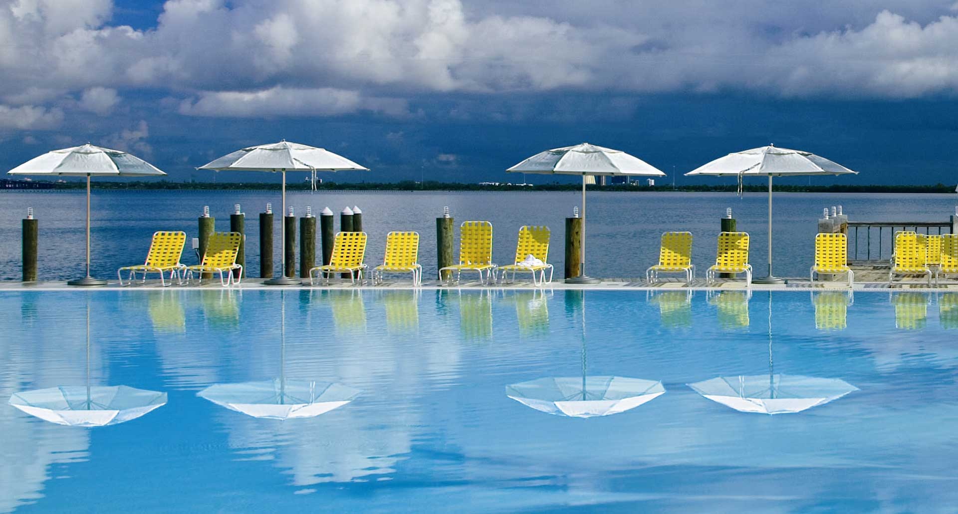 The Standard Miami - best hotel pool in Miami Beach