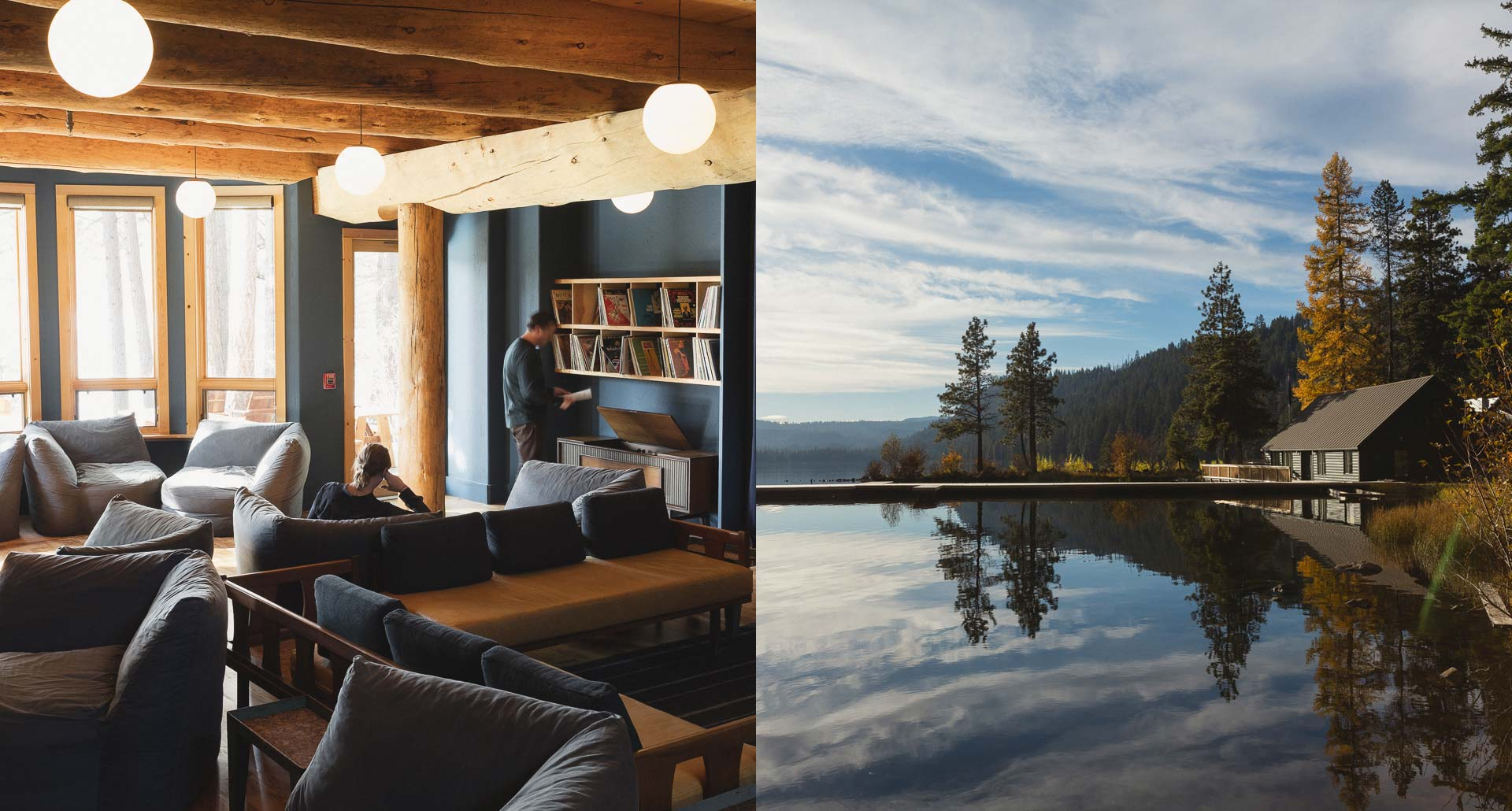 The Suttle Lodge & Boathouse Oregon