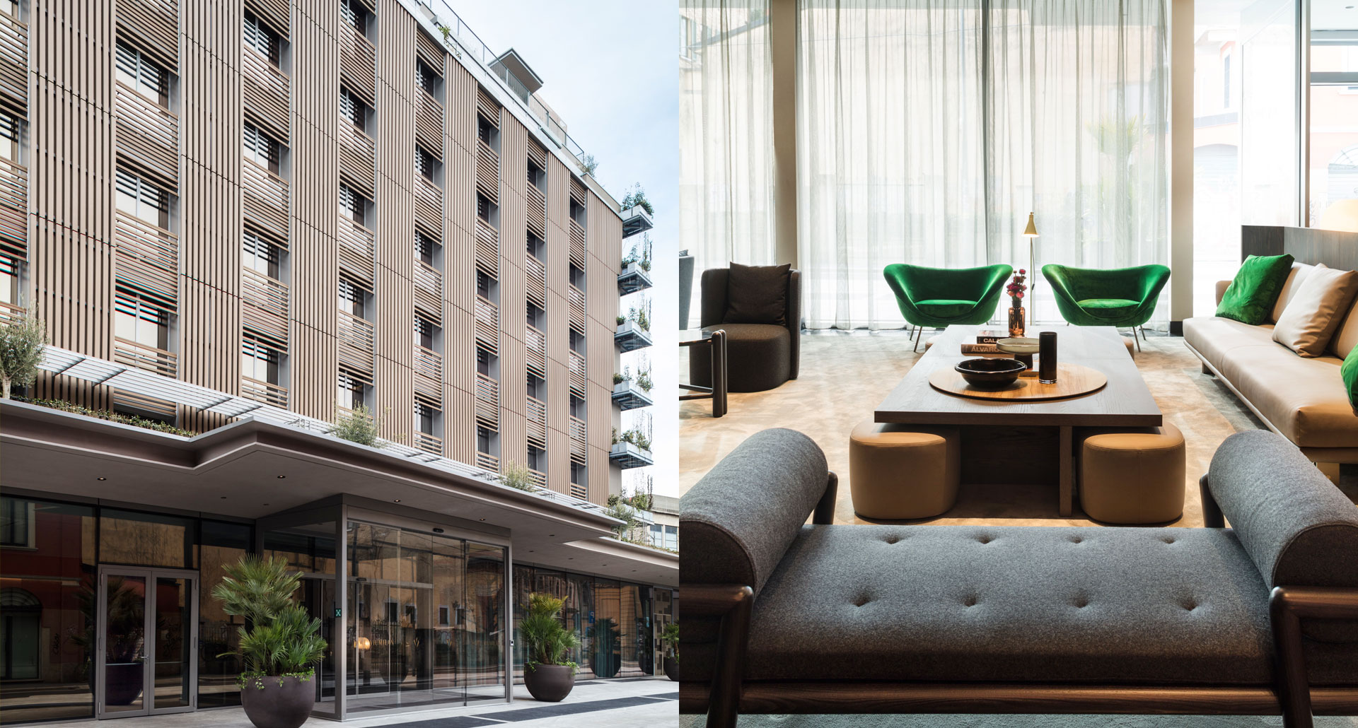 Viu Hotel - boutique hotel in Milan