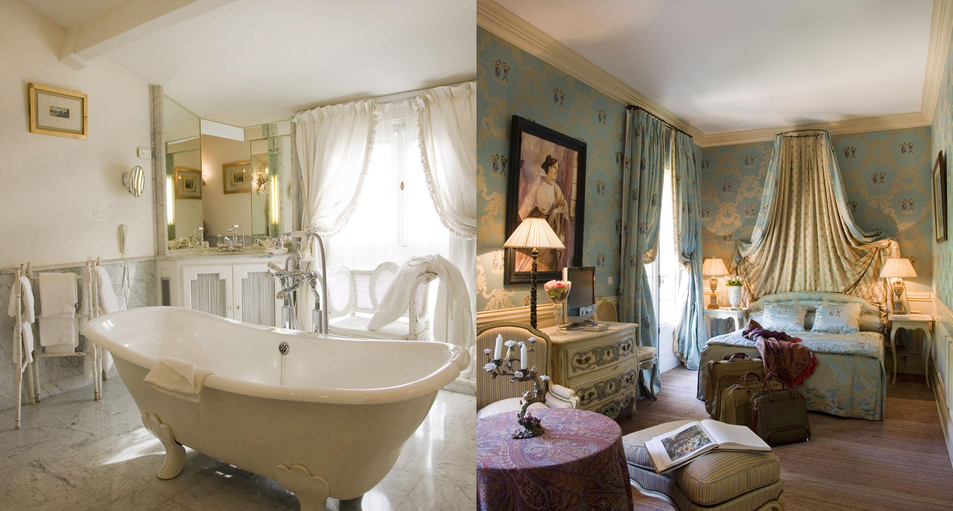 Villa Gallici - romantic boutique hotel in Aix-en-Provence, France