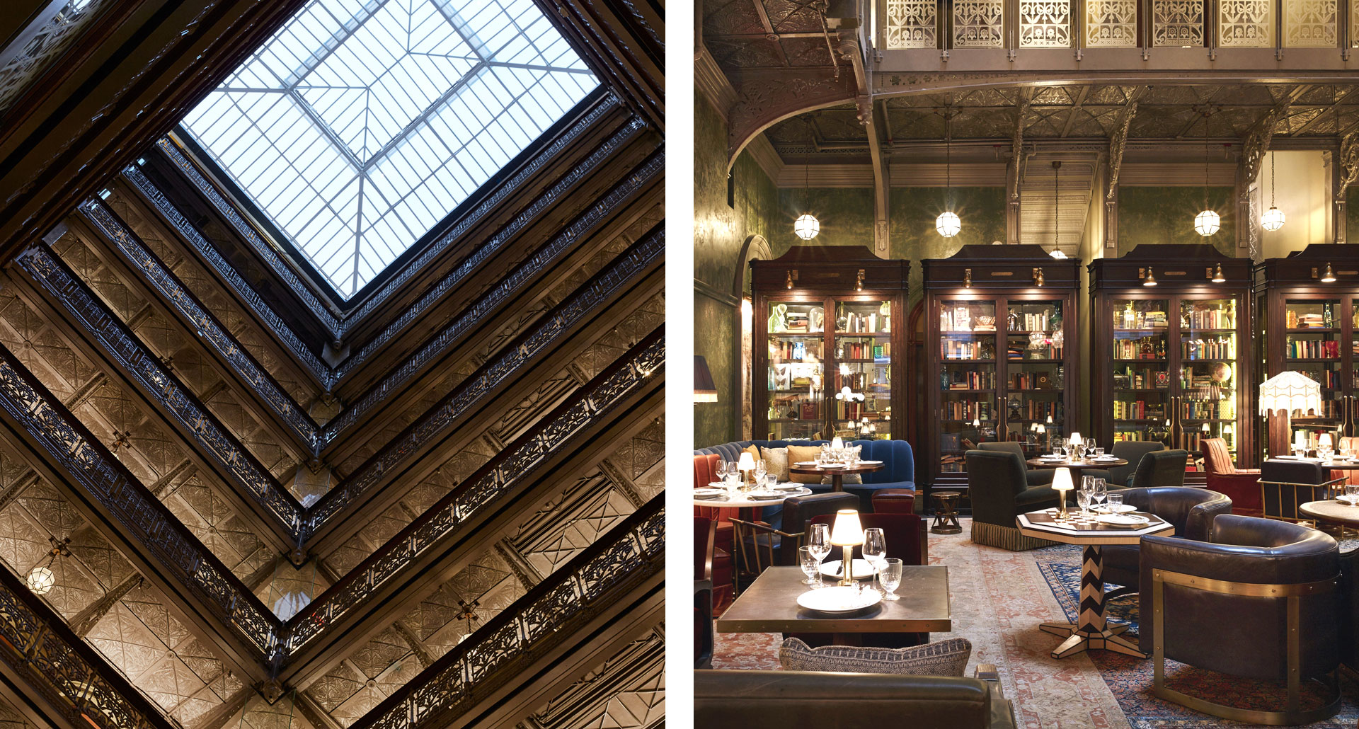 The Beekman - boutique hotel in New York