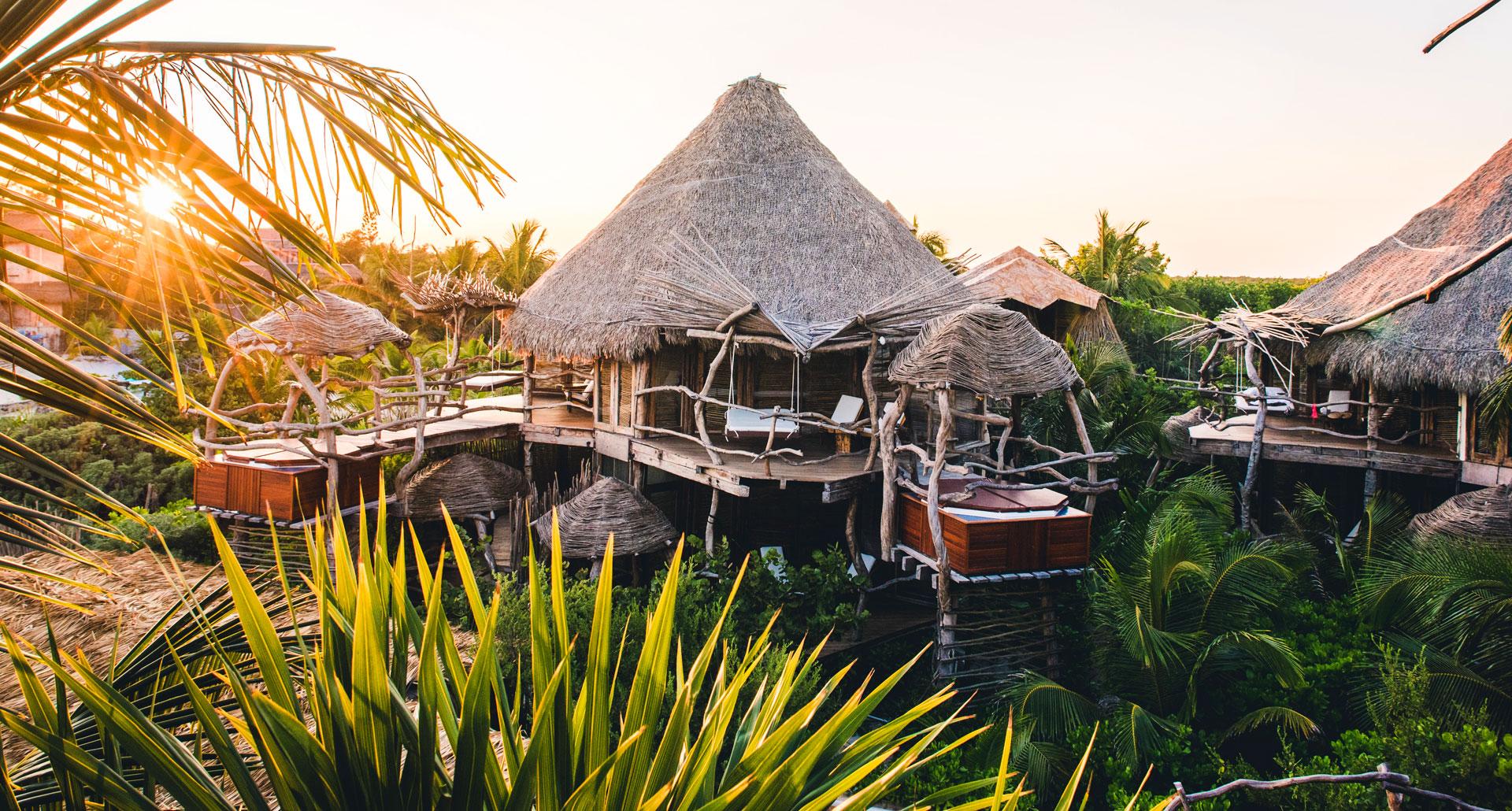 Azulik Resort - boutique hotel in the Tulum