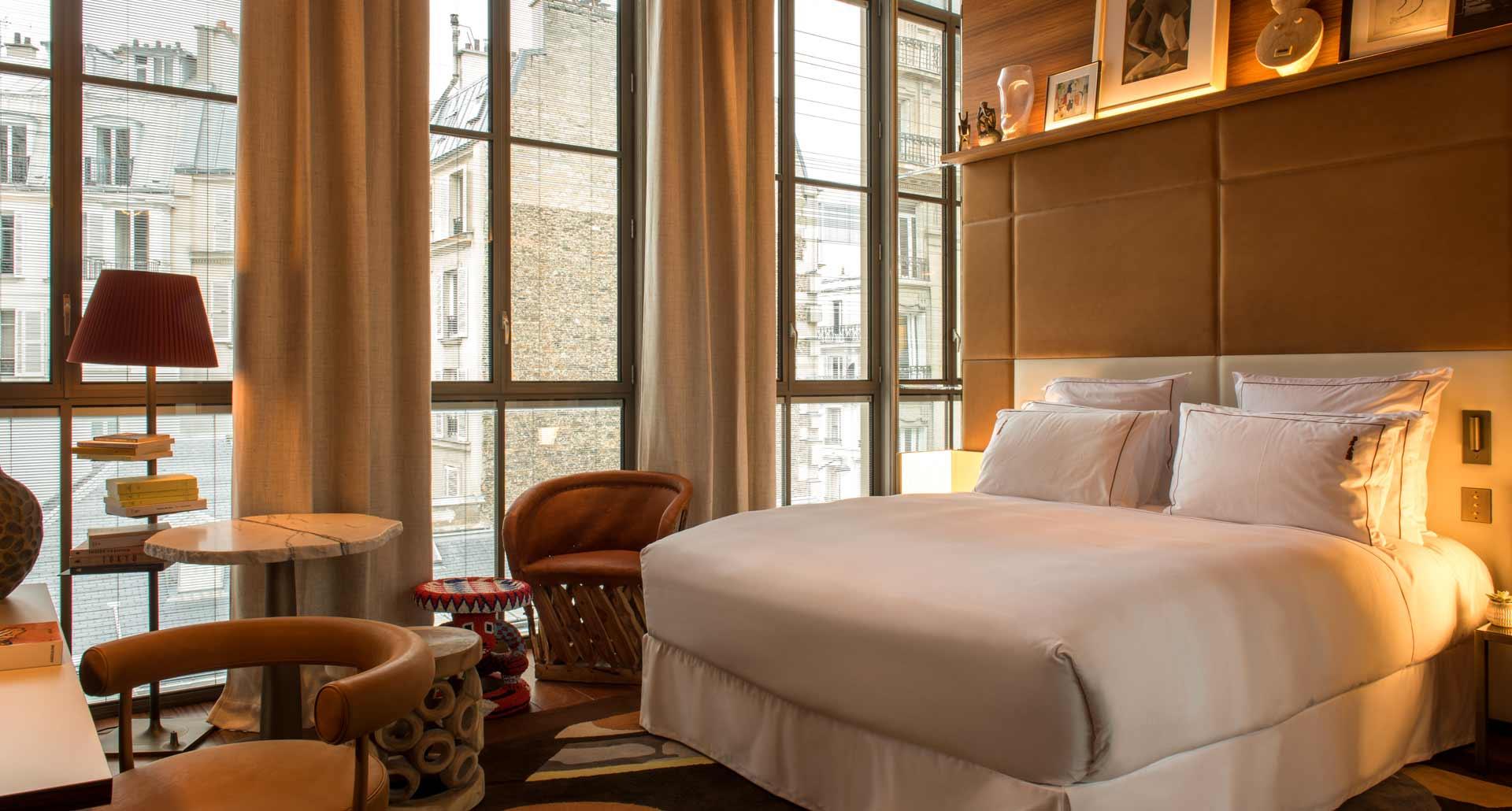 Hotel Brach - boutique hotel in Paris