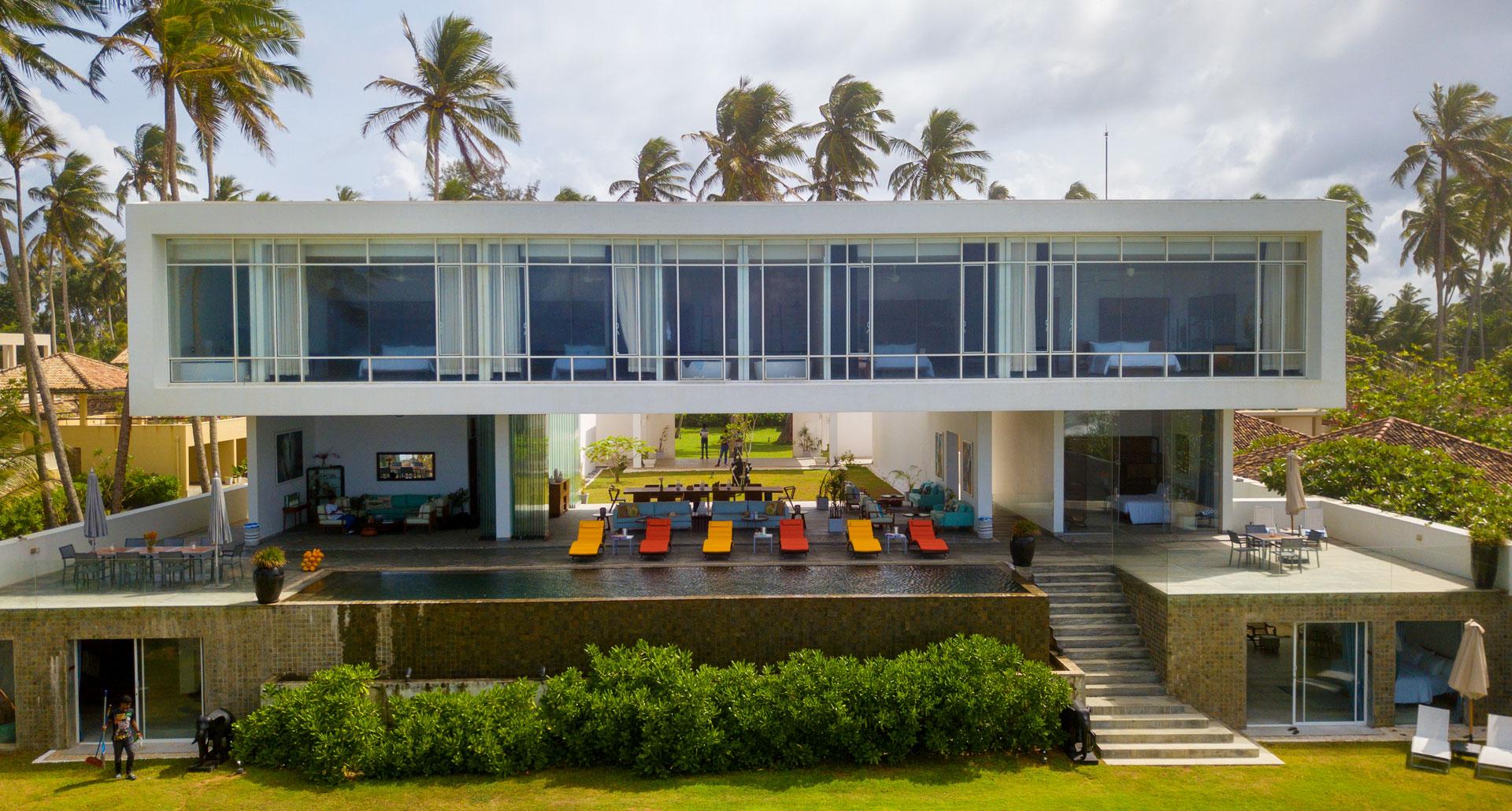 Villa Sielen Diva - boutique hotel in Galle