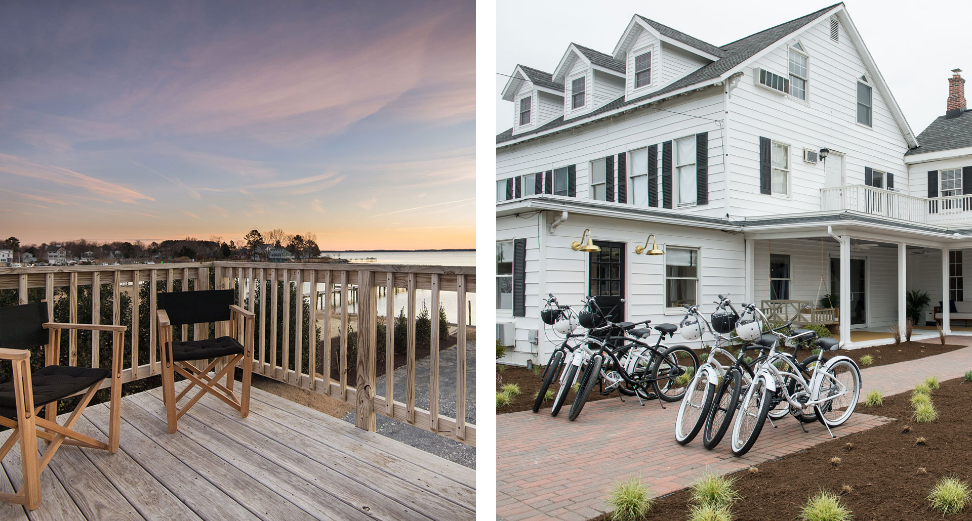 Wylder Hotel Tilghman Island - boutique hotel in Chesapeake Bay