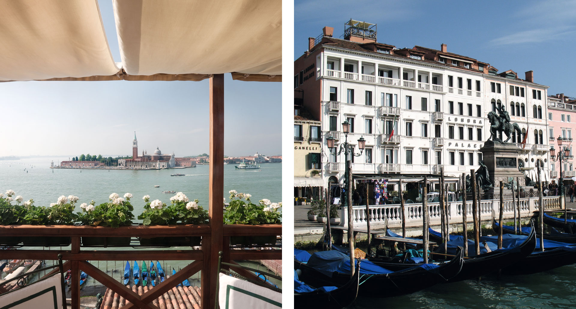 Hotel Londra Palace - boutique hotel in Venice