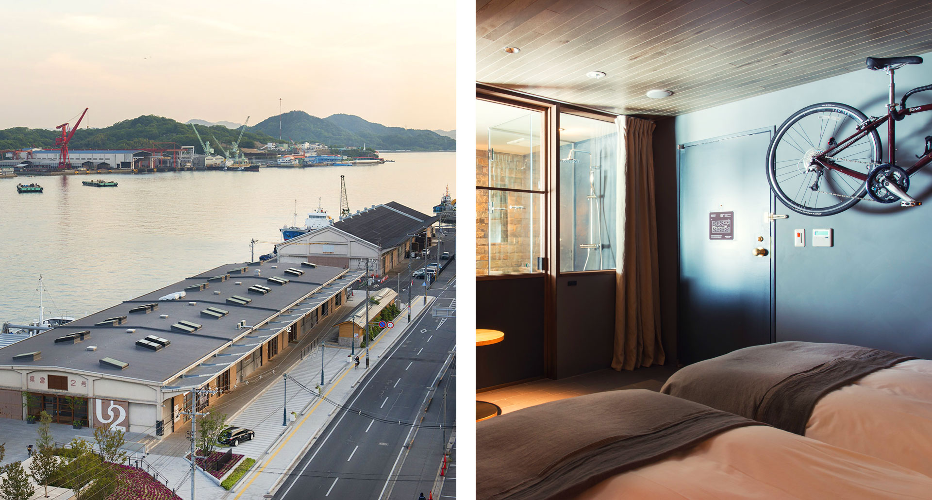 Hotel Cycle - boutique hotel in Onomichi