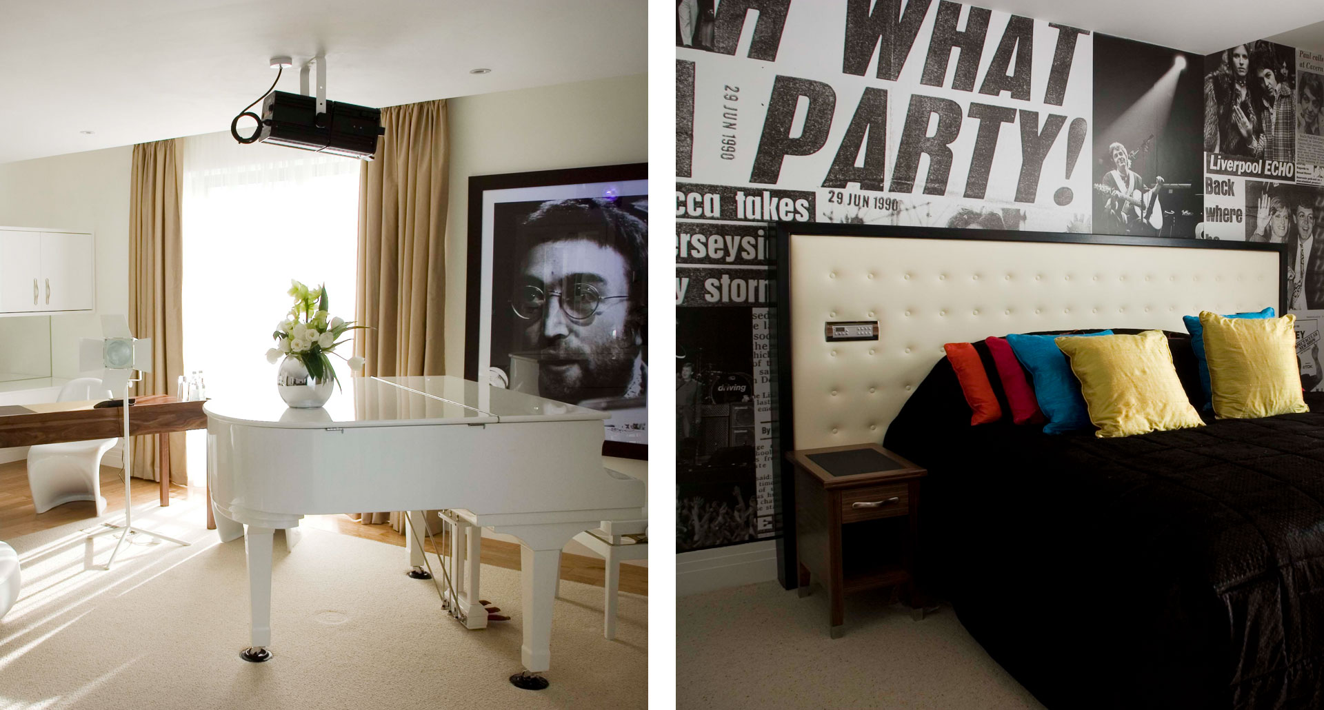 Hard Days Night Hotel - boutique hotel in Liverpool