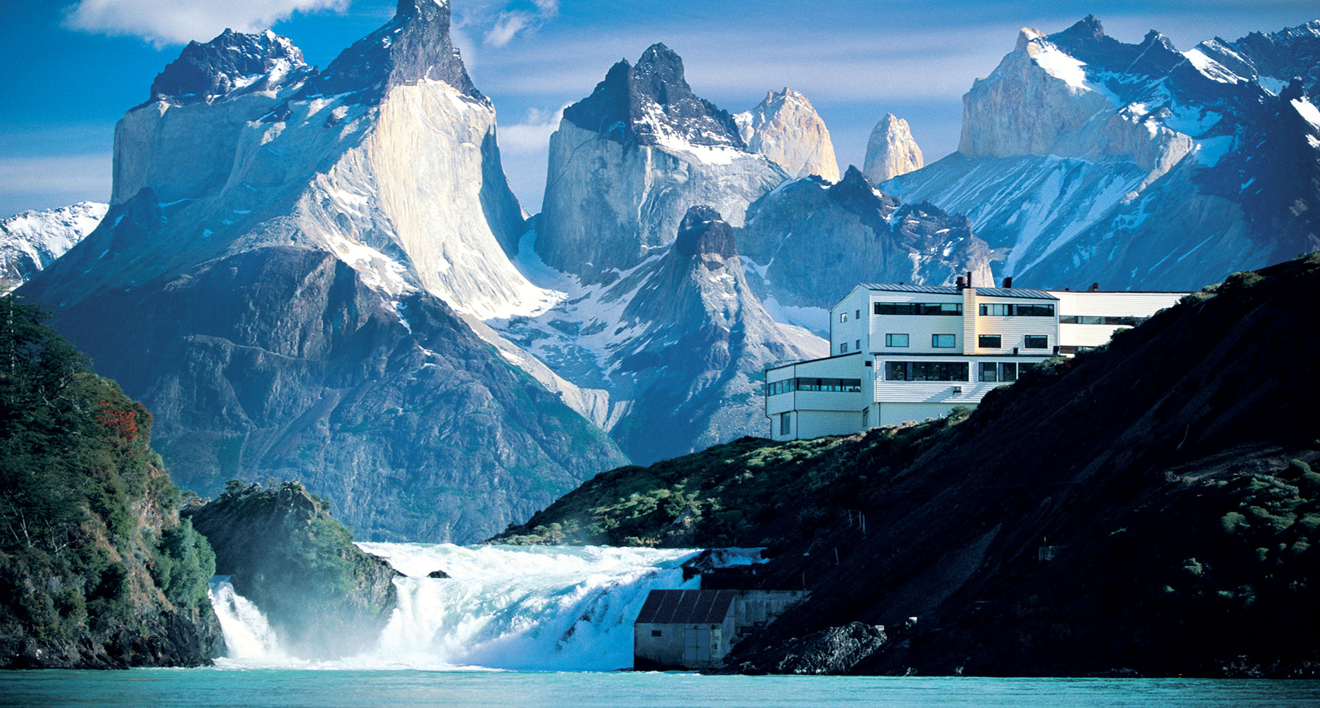 Explora Patagonia - boutique hotel in Torres del Paine