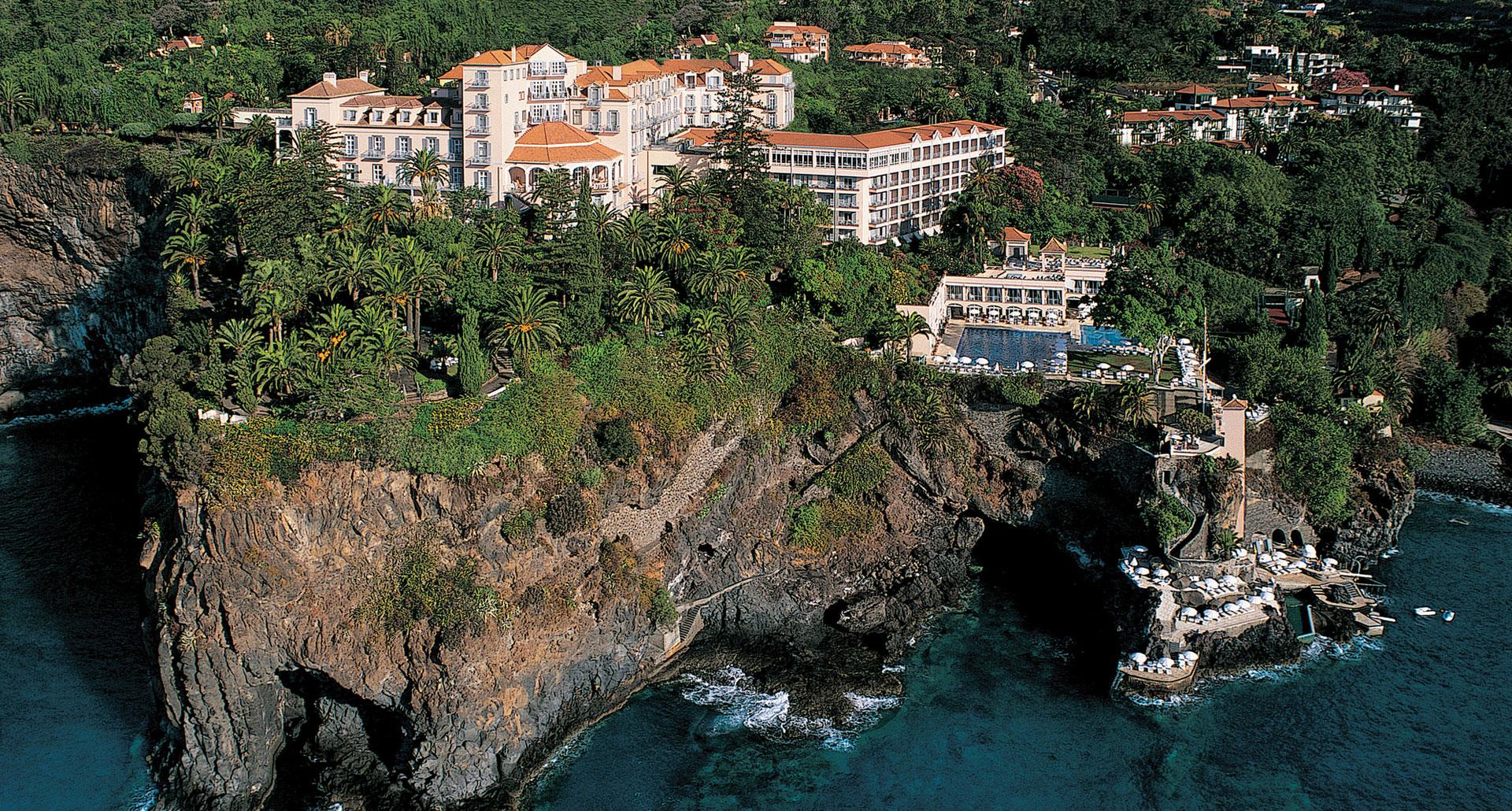 Belmond Reid's Palace - boutique hotel in Funchal