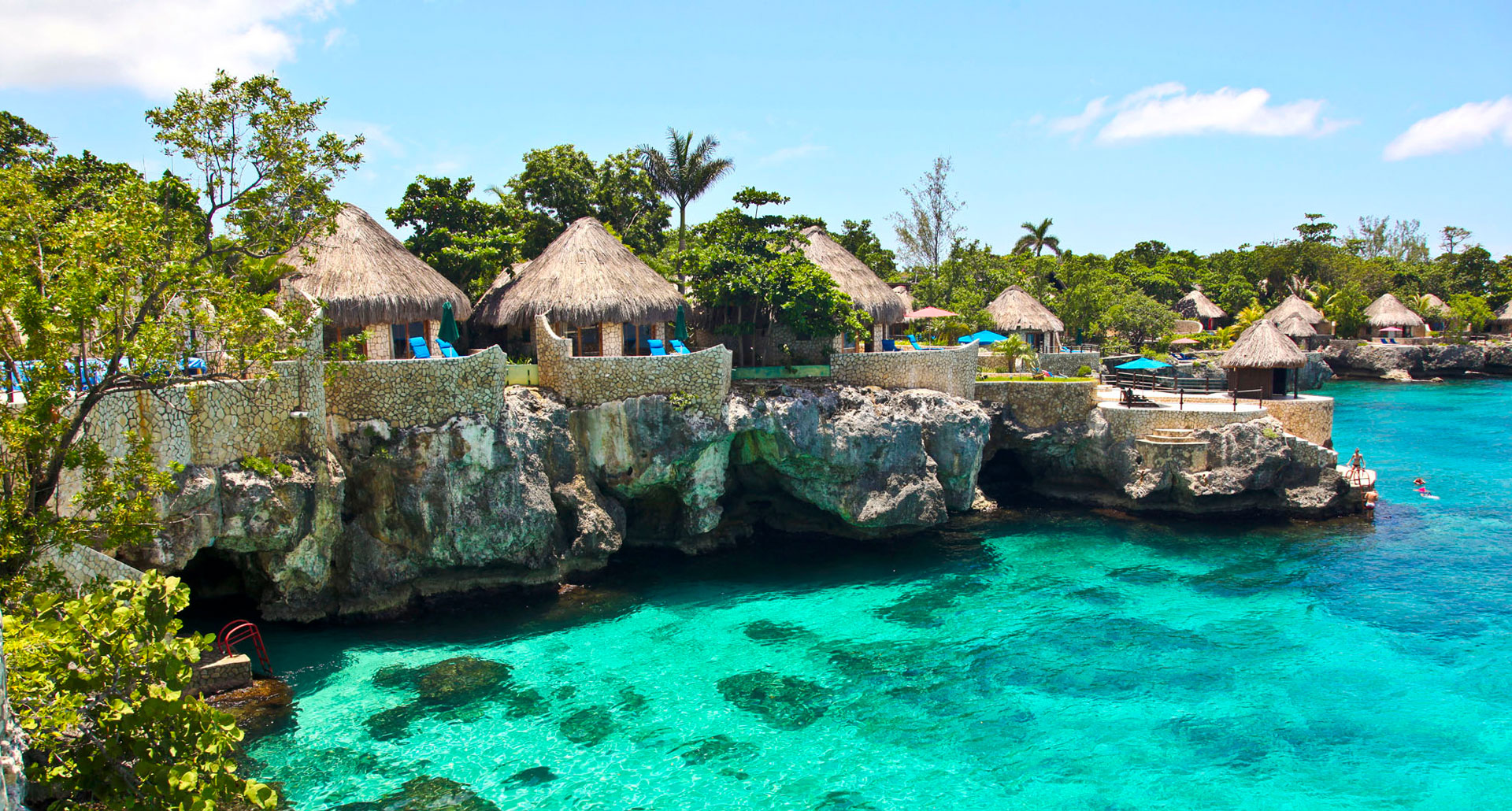 Rockhouse Hotel - boutique hotel in Negril