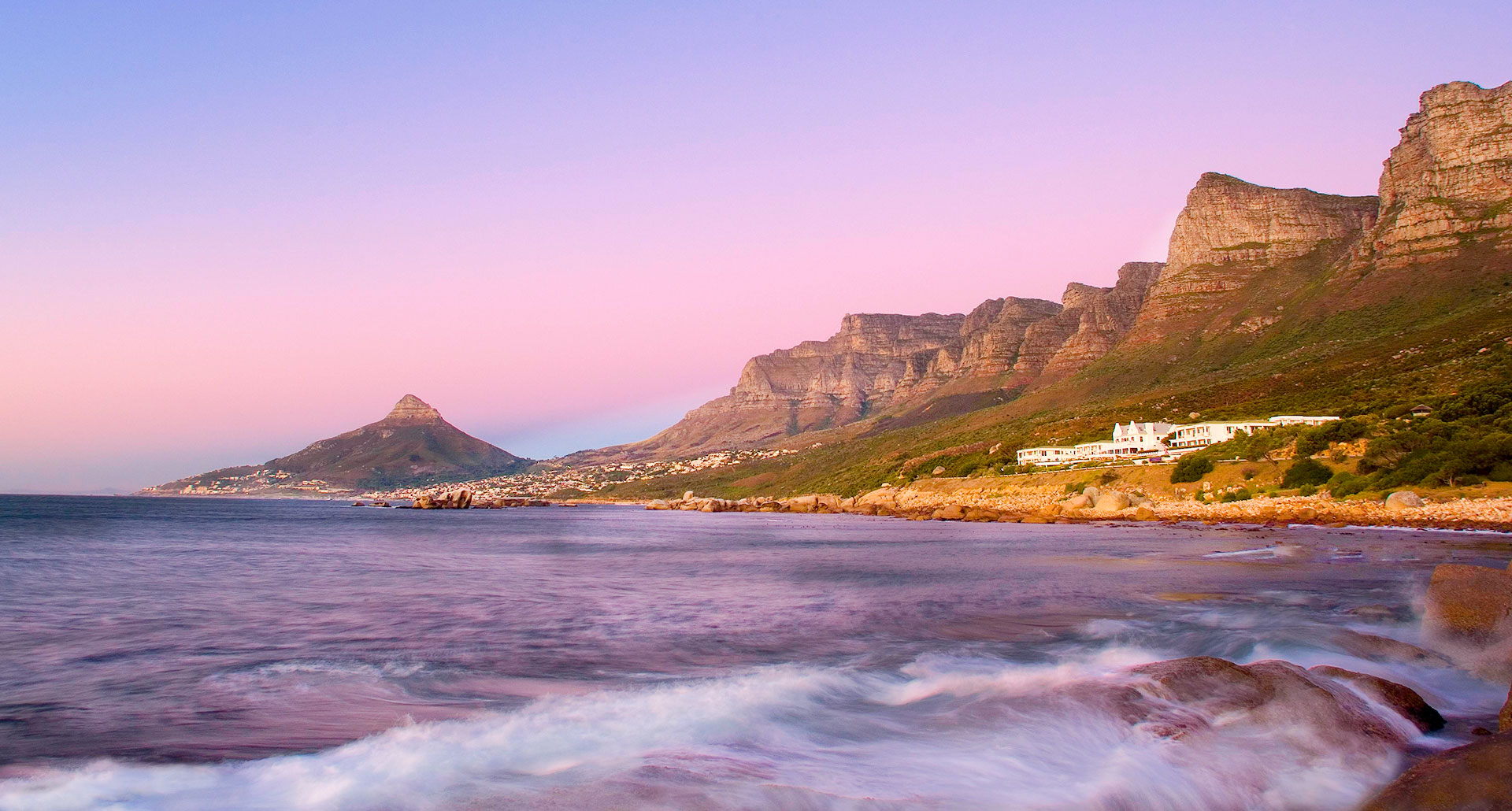 Twelve Apostles - boutique hotel in Camps Bay
