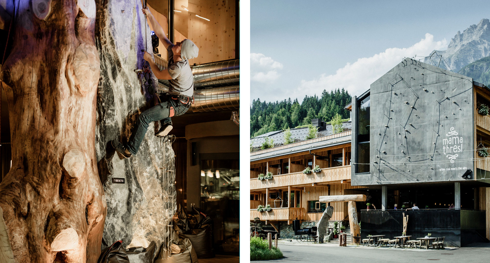 Mama Thresl - boutique hotel in Leogang