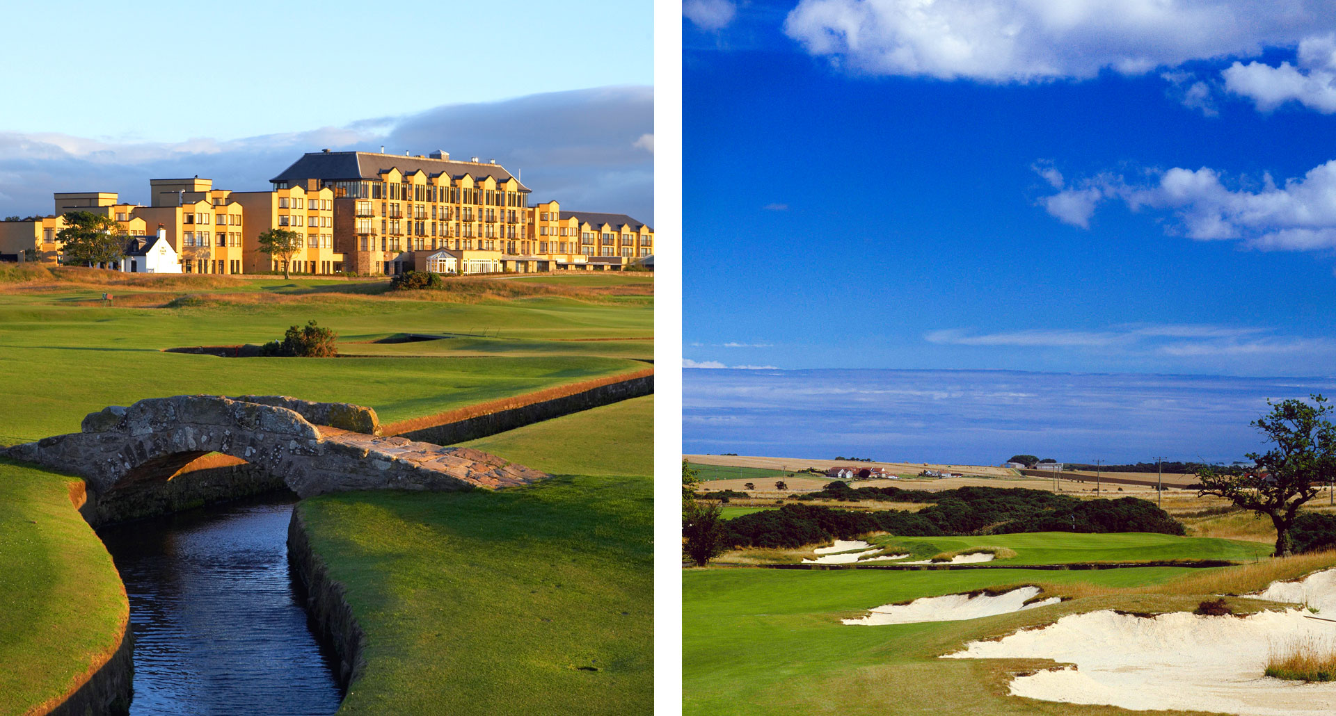 Old Course Hotel - boutique hotel in St. Andrews