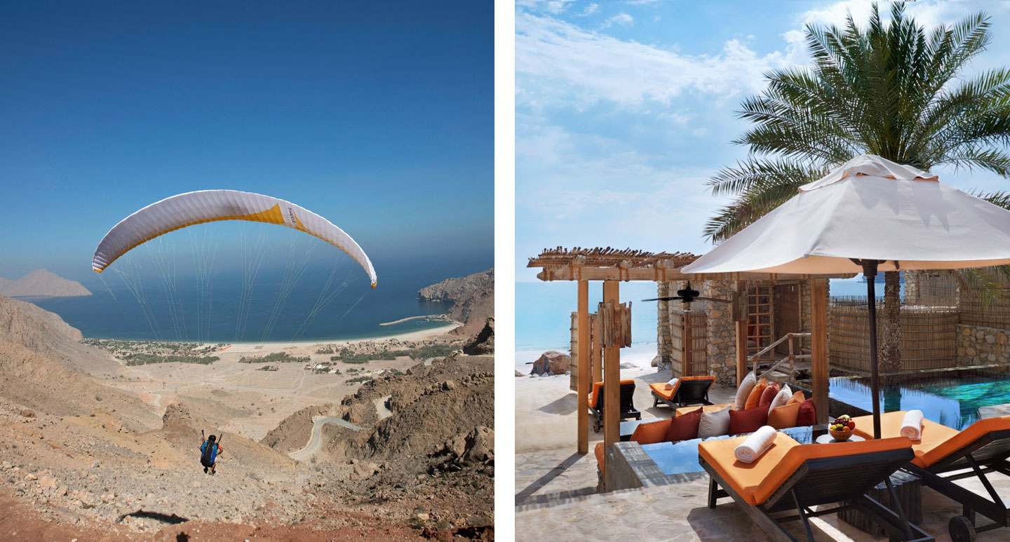 Six Senses Zighy Bay - boutique hotel in Oman