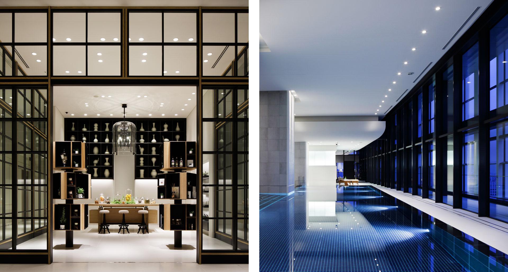 Andaz Tokyo - boutique hotel in Tokyo