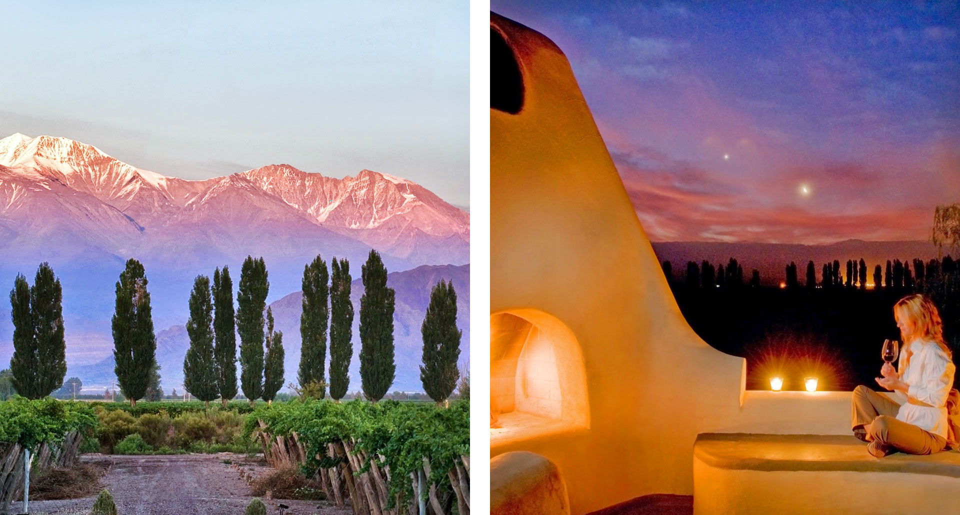 Hotels For Wine Lovers Vineyard Hotels In Argentina