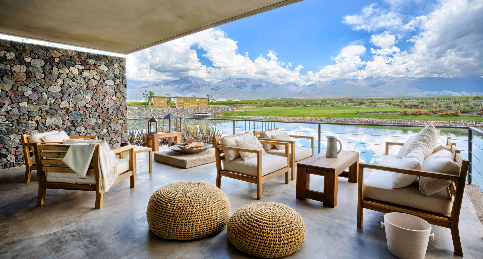 The Vines Resort & Spa - boutique hotel in Tunuyan