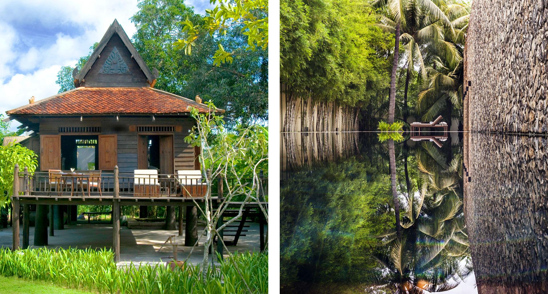 Amansara - boutique hotel in Siem Reap